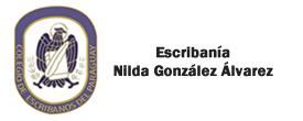 Escribanía Nilda González Álvarez